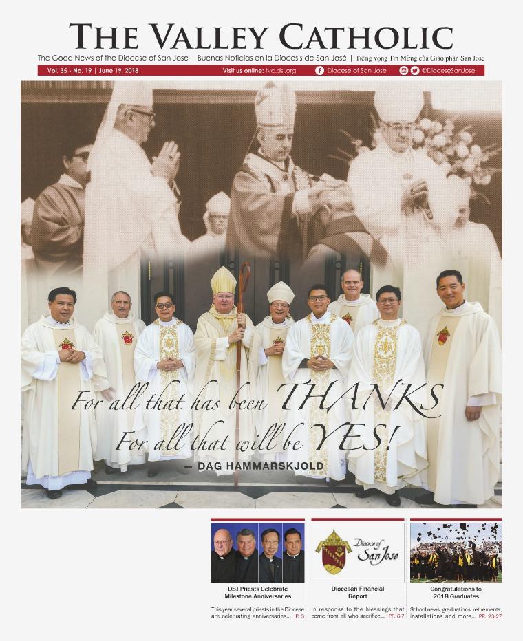 The Valley Catholic June 19, 2018