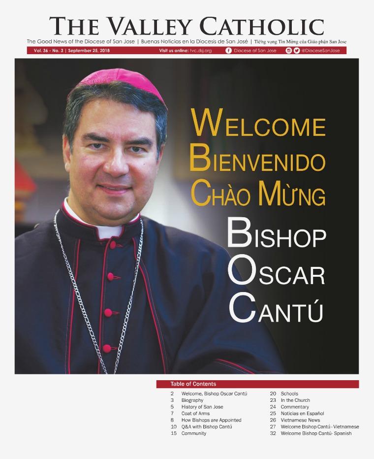 The Valley Catholic September 25, 2018