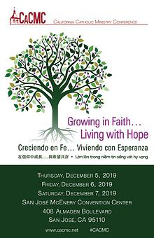 CaCMC Program 2019