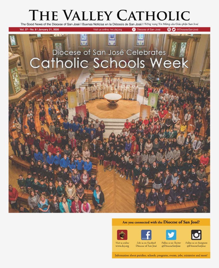 The Valley Catholic January 21, 2020