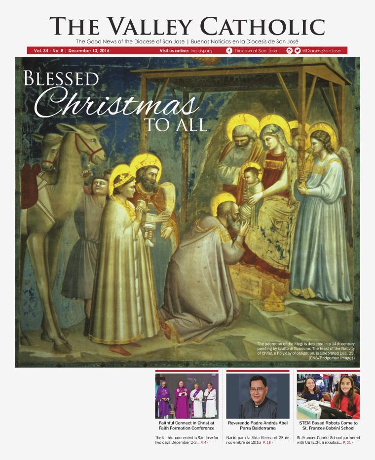 The Valley Catholic December 13, 2016