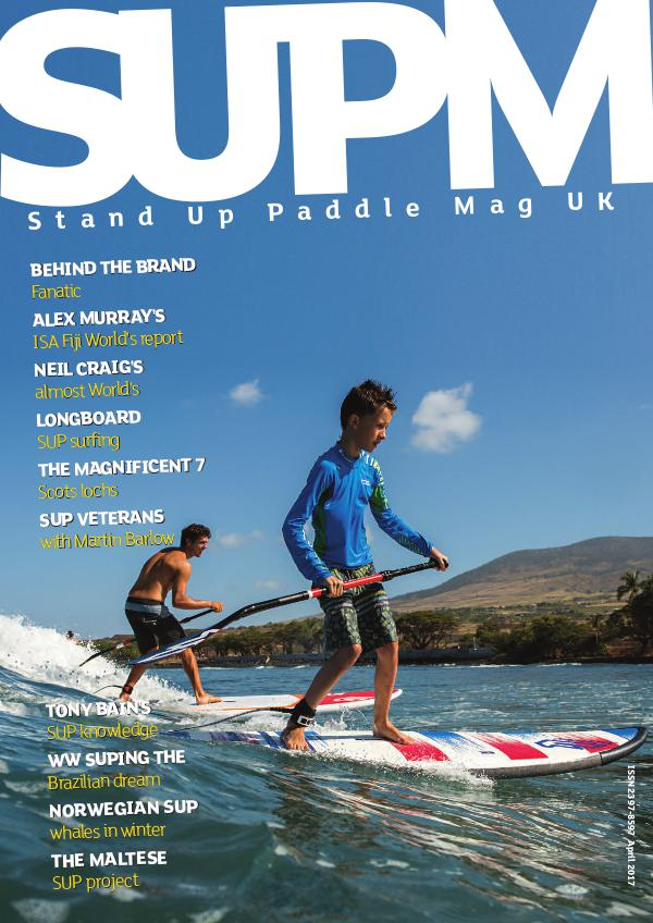 SUP Mag UK April 2017 issue 12