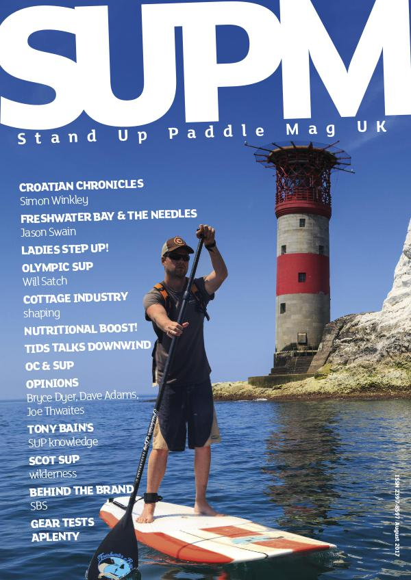 SUP Mag UK August 2017 issue 14