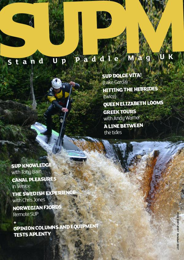 SUP Mag UK October 2017 issue 15