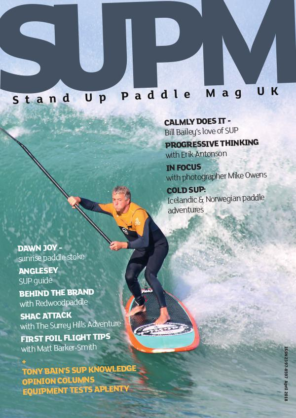 SUP Mag UK April 2018 issue 16