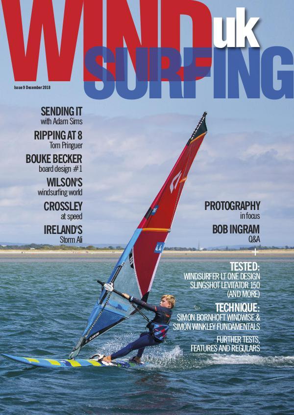 WindsurfingUK Issue 9 December 2018