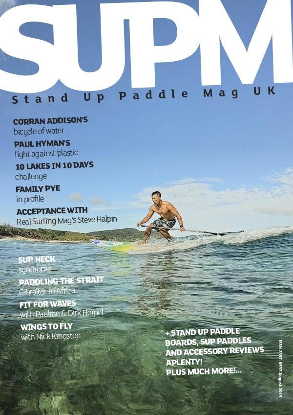 SUP Mag UK August 2019 issue 22