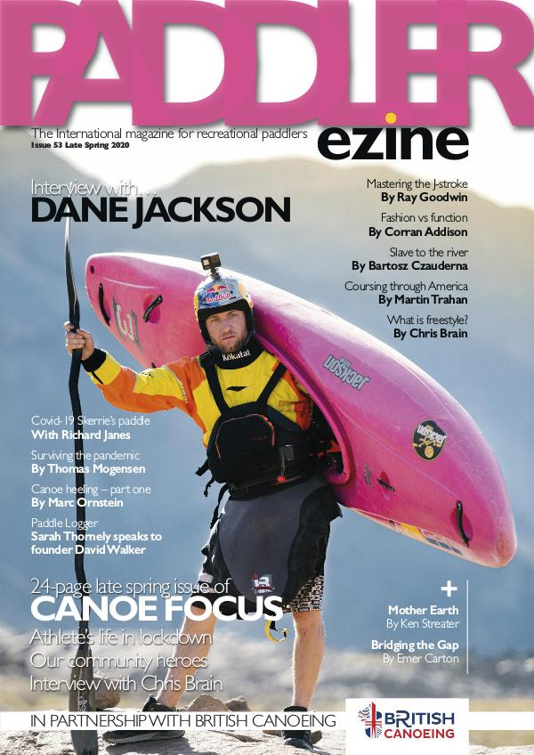 The Paddler ezine Issue 53 Late Spring 2020