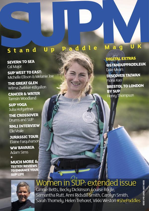 SUP Mag UK October 2020 issue 27 freebie