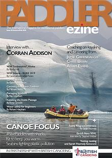 The Paddler ezine