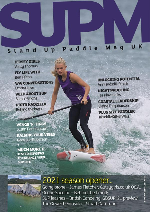 SUP Mag UK March 2021 issue 28