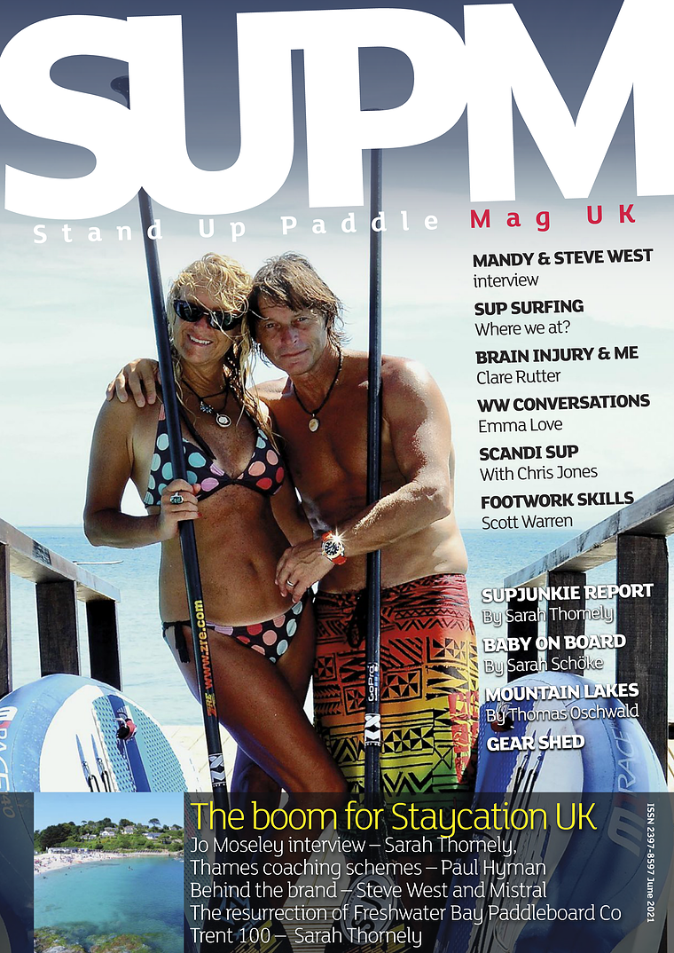 SUP Mag UK June 2021 issue 29