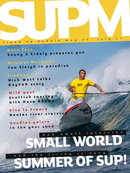 SUP Mag UK July 2014
