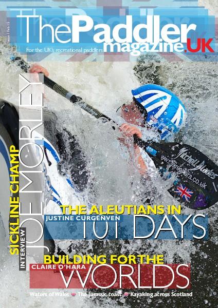 The PaddlerUK magazine March 2015 issue 1