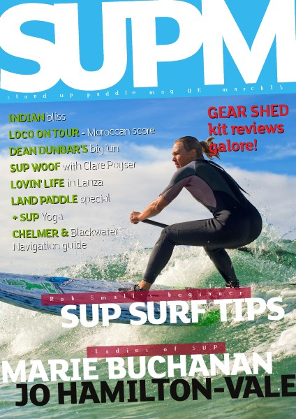 SUP Mag UK March 2015 issue 4