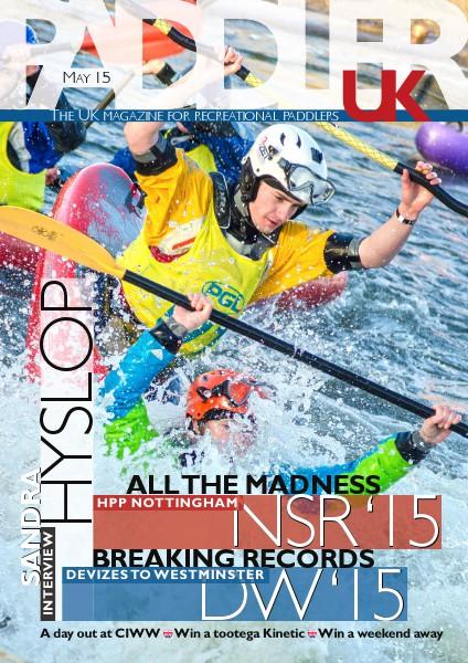 The PaddlerUK magazine May 2015 issue 2