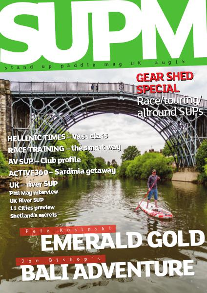 SUP Mag UK August 2015 issue 6