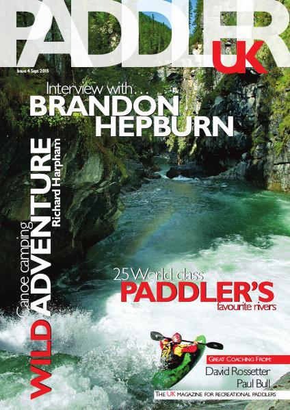 The PaddlerUK magazine September 2015 issue 4