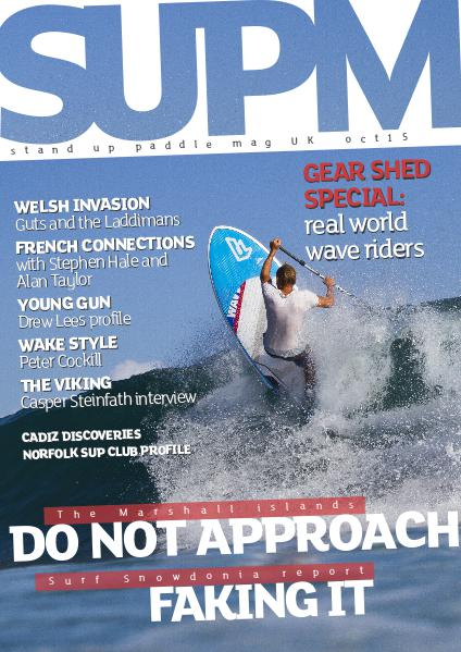 SUP Mag UK October 2015 Issue 7