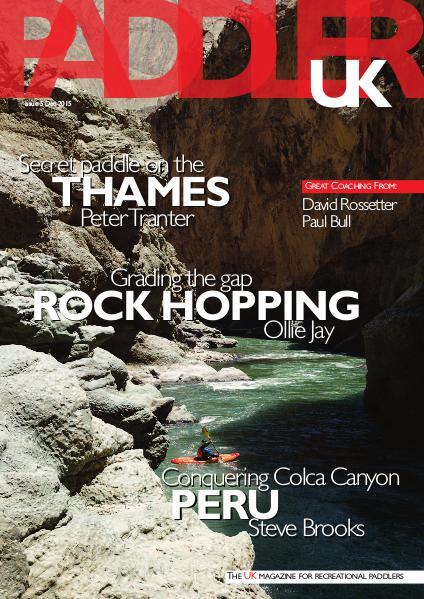 The PaddlerUK magazine February 2016 issue 6