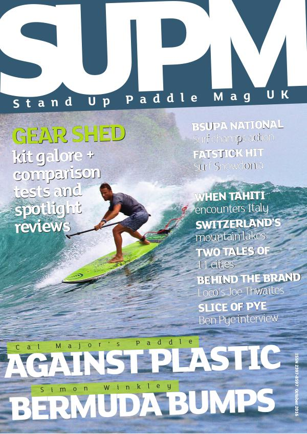 SUP Mag UK October 2016 issue 11