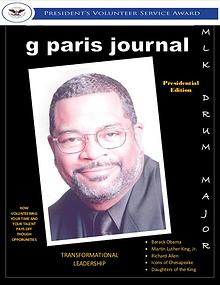 g paris journal presidential edition