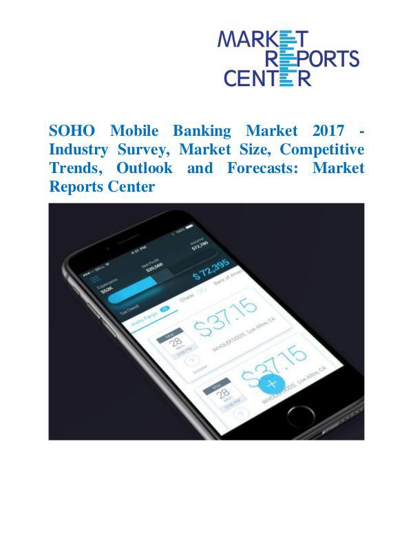 SOHO Mobile Banking Market