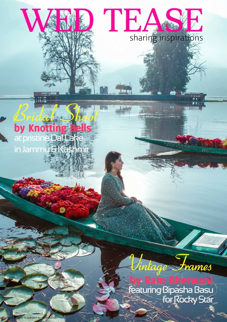 Jammu Kashmir Bridal Shoot
