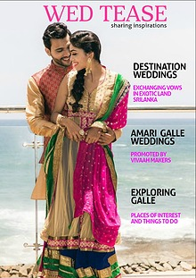 WED Tease Destination Wedding Exclusive