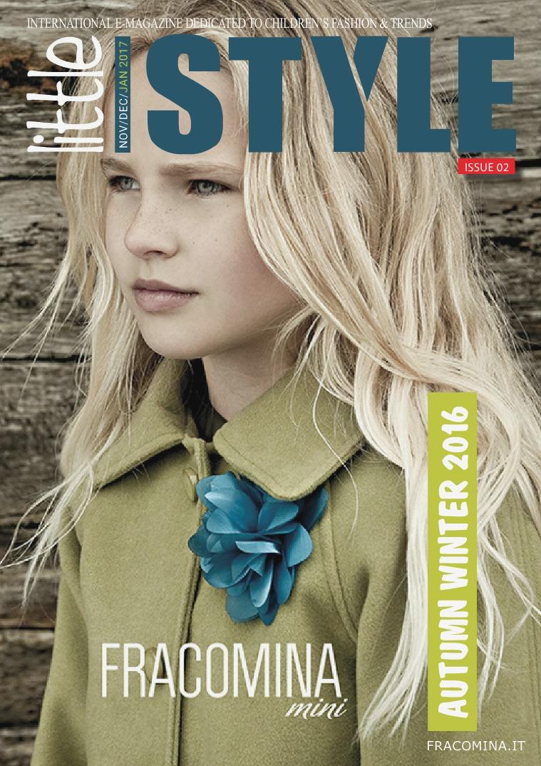 Little Style Magazine | KIDS.FASHION.TRENDS NOV/DEC/JAN 2017