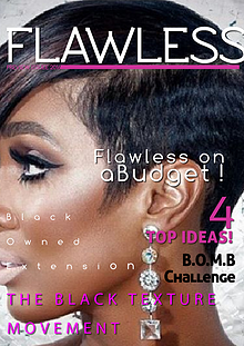 Flawless Hair Magazine