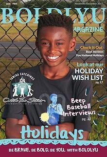 BoldlyU Magazine