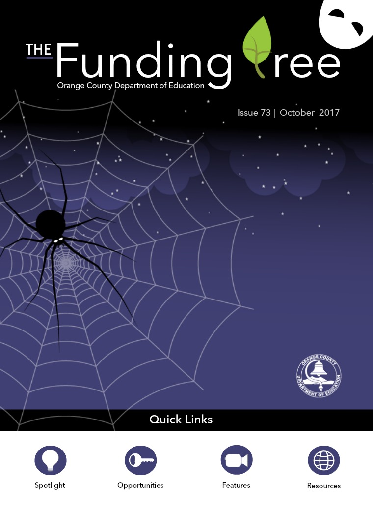 The Funding Tree Issue 73: Spiders and Ghosts