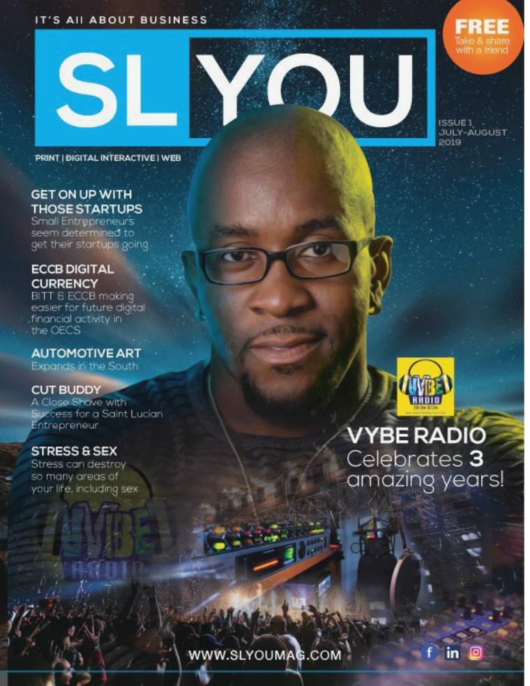 SLYOU Magazine Issue 1