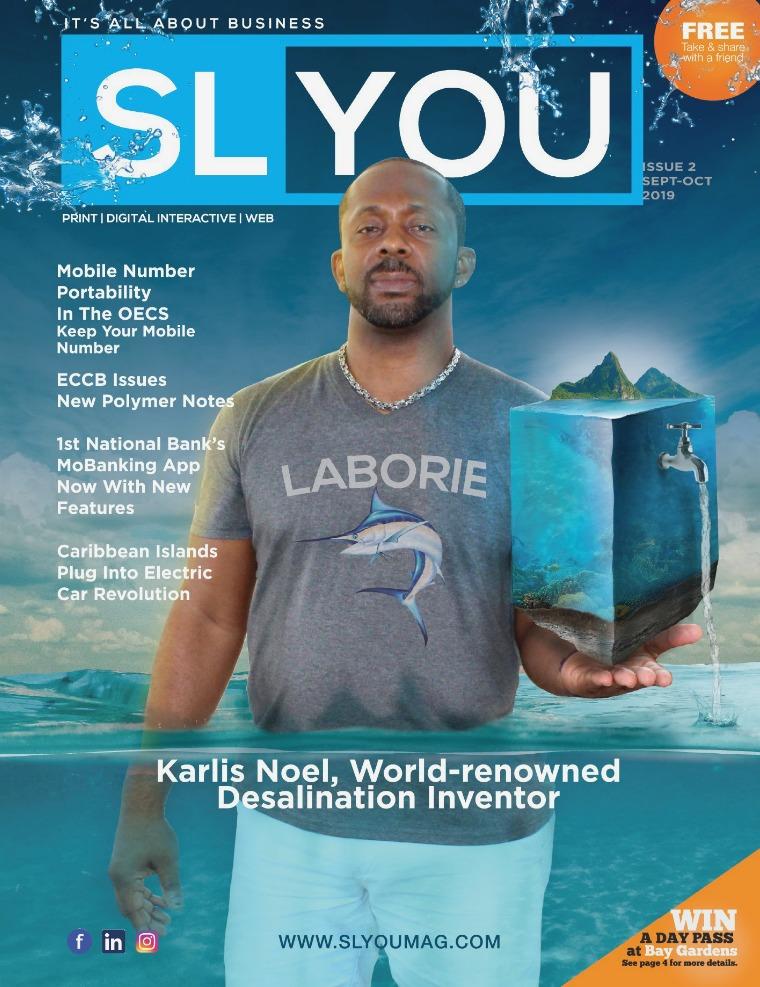 SLYOU Magazine Issue 2