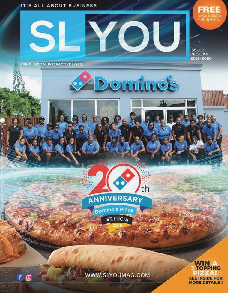 SLYOU Magazine Issue 3 2019/2020