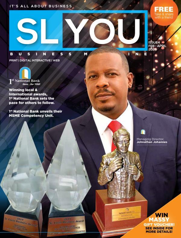 SLYOU Magazine issue 4