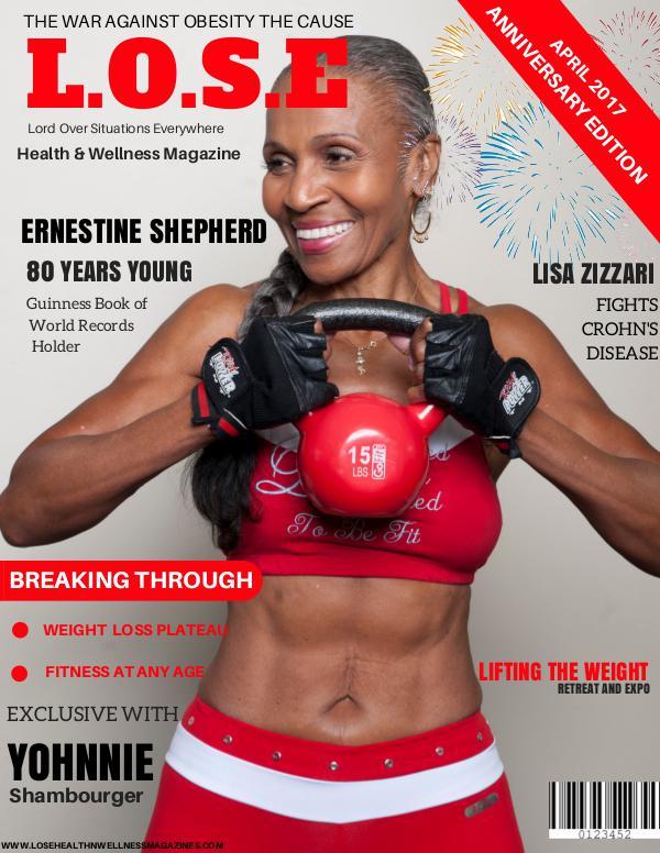 L.O.S.E Health & Wellness Magazine Volume 7