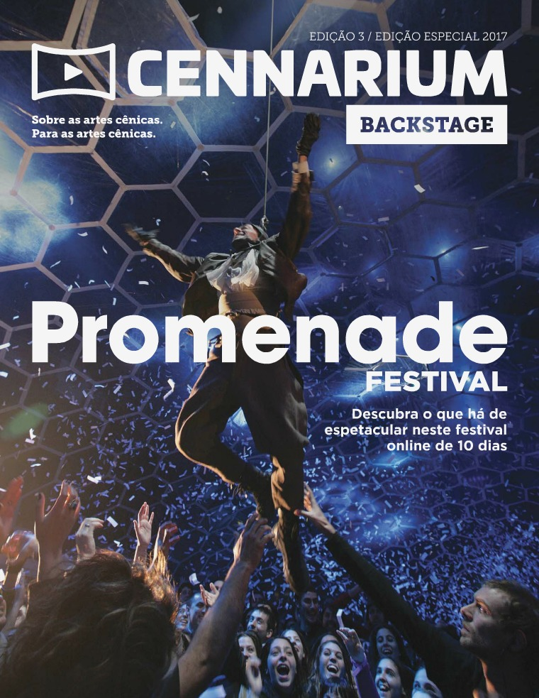 Cennarium Backstage - Brasil Edição Especial - Promenade Festival