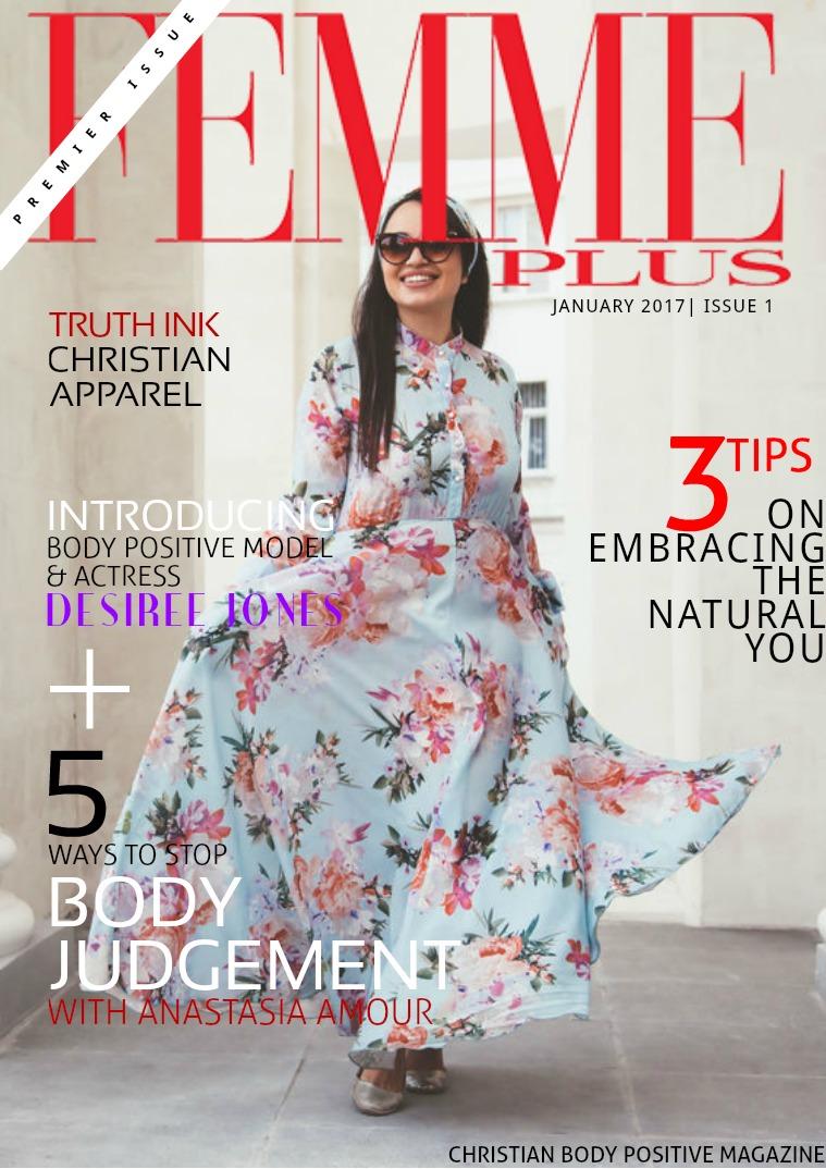 Femme Plus January 2017