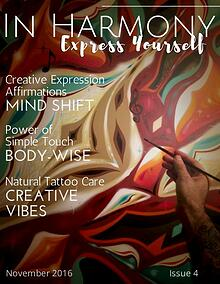 Self Expression ~ November 2016 ~