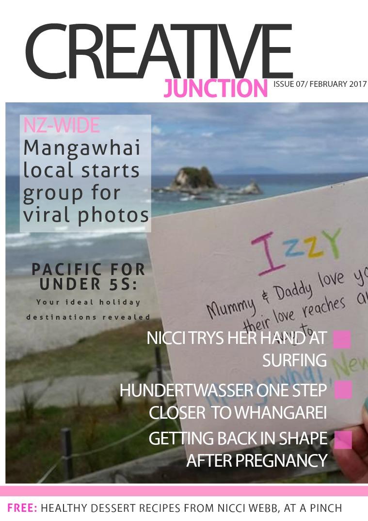 Creative Junction Magazine February 2017