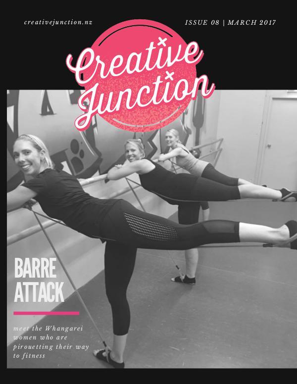 Creative Junction Magazine March 2017