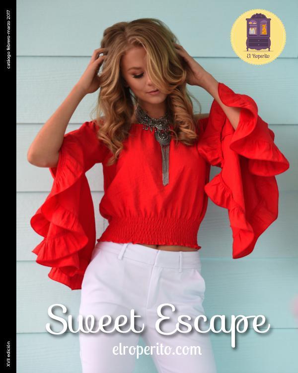 Sweet Escape Lookbook XVII Sweet Escape Lookbook