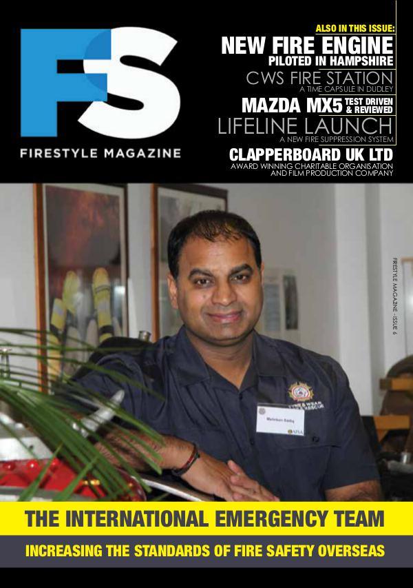 Issue 6 - Winter 2016