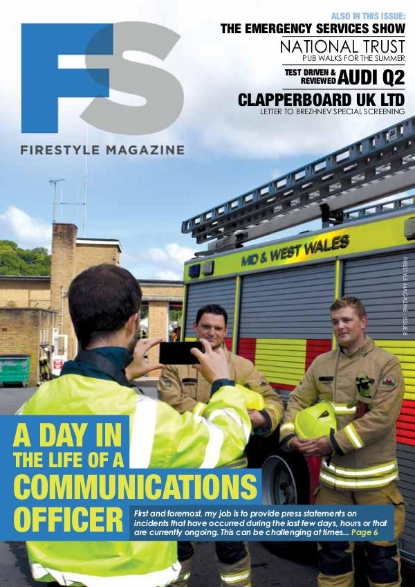 Issue 8 - Summer 2017