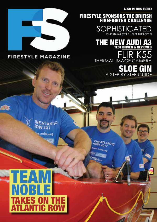 Issue 5 - Autumn 2016