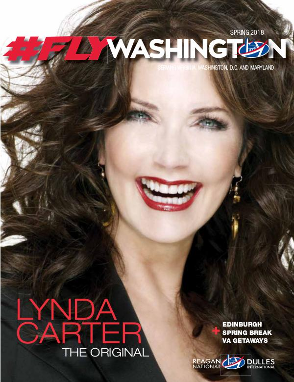 #FlyWashington Magazine Spring 2018