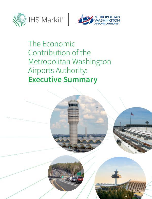 The Economic Contribution of the MWAA Executive Summary