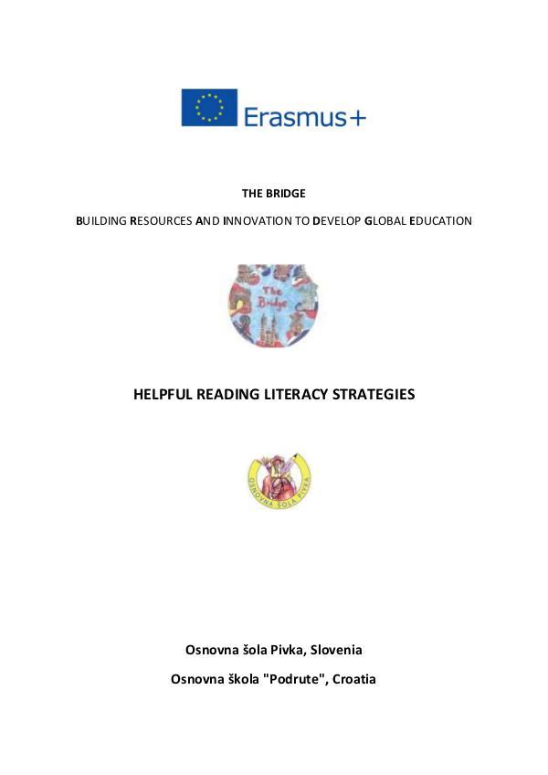 THE BRIDGE-HELPFUL READING LITERACY STRATEGIES